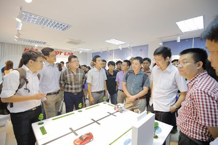 Phong Thi nghiem Hoa Lac IoT Lab: Noi ho tro phat trien khoi nghiep - Anh 2
