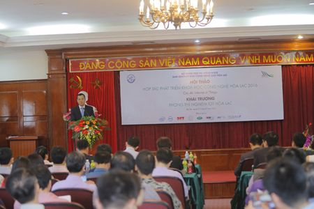 Phong Thi nghiem Hoa Lac IoT Lab: Noi ho tro phat trien khoi nghiep - Anh 4