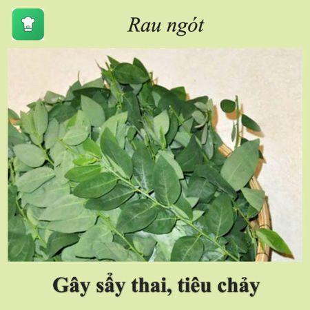 'Danh sach' nhung loai thuc pham 'toi ki' voi ba bau de say thai, sinh non - Anh 2