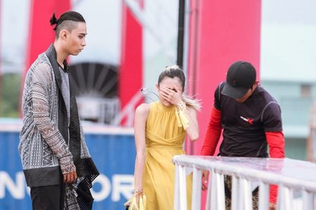 Thanh Hang doa loai hotgirl 1,54 m ngay thu thach dau Vietnam's Next Top Model 2016 - Anh 5