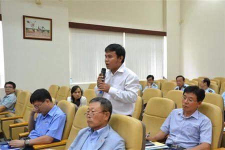 Hai quan Dong Nai giai dap nhieu vuong mac cho doanh nghiep Han Quoc - Anh 1