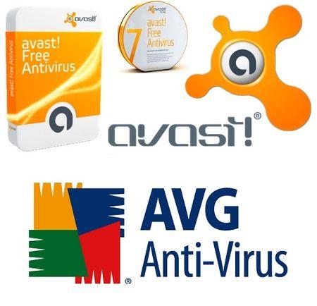 AVG bi doi thu Avast thau tom voi gia 1,3 ty USD - Anh 1