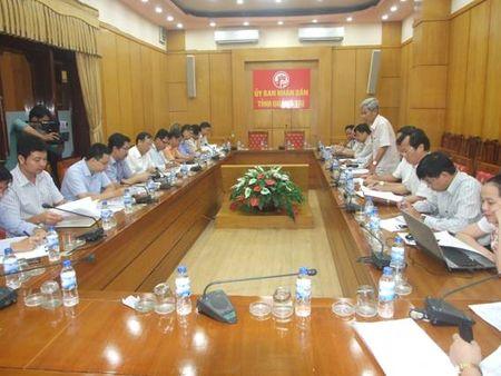 Quang Tri: Khong duoc chu quan, lo la trong cong tac phong chong bao lut, thien tai - Anh 1