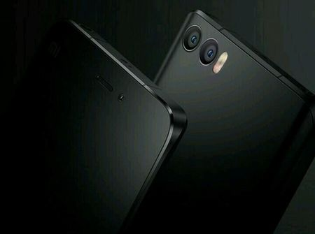 Bom tan Xiaomi Mi 5s sap ra mat voi camera kep - Anh 1