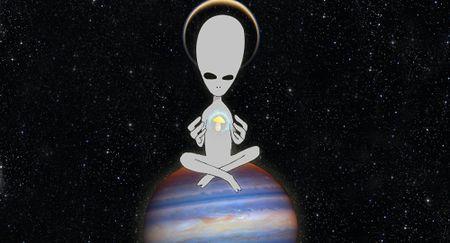 Giam doc NASA tin co su ton tai cua nguoi ngoai hanh tinh - Anh 1