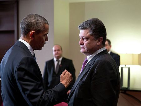 My va Ukraine thao luan lenh trung phat Nga tai thuong dinh NATO - Anh 1