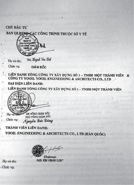 """Viet tiep loat bai """"Benh vien Nhi dong TP.HCM va noi lo tri tre du an nghin ty"""": Chan dong truoc dau hieu """"co y lam trai"""" trong hop dong Tong thau EPC - Anh 3"""