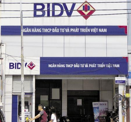 BIDV co the bi mat doc quyen thanh toan tren TTCK - Anh 1