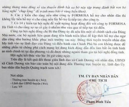 De xuat ngung hoat dong doi voi Cong ty Formosa Ha Tinh - Anh 3