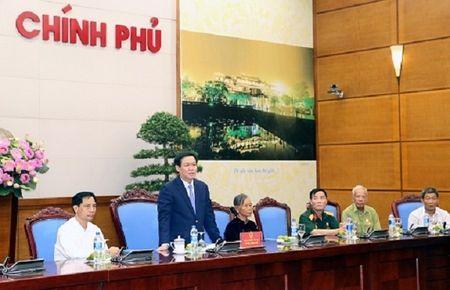 Pho Thu tuong tiep doan Nguoi co cong tinh Nam Dinh - Anh 1