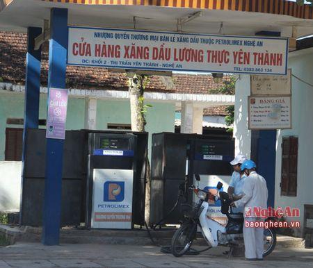 Yen Thanh: Hau het doanh nghiep xang dau khong ke khai thue - Anh 1