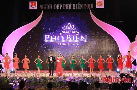 Chung ket va trao giai cuoc thi 'Nguoi dep pho bien' - Anh 5