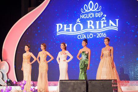 Chung ket va trao giai cuoc thi 'Nguoi dep pho bien' - Anh 8