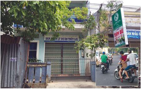 Cuop HSDT truoc cong Ban QLDA Thuy loi Binh Dinh: ADB 'tram' ben moi thau - Anh 1