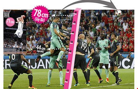 Ronaldo dan dat Bo Dao Nha vao chung ket - Anh 1