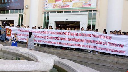 Vu Big C Da Nang: Cong ty Duc Manh khong tham du giai quyet mau thuan - Anh 4