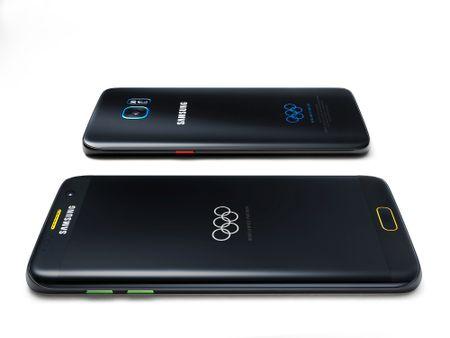Galaxy S7, S7 edge ban Olympic ra mat - Anh 3