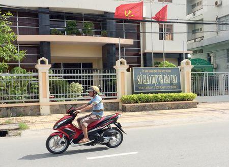 Sai pham tren 15 ty dong trong nganh giao duc Soc Trang - Anh 1