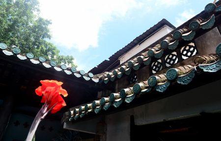 Nha co di san Van Duong phu o Sai Gon - Anh 10