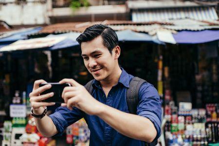 Hot boy Thien Minh hoa nhiep anh gia lich lam - Anh 5