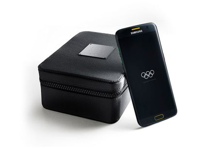 Samsung ra mat Galaxy S7 Edge phien ban Olympic Edition - Anh 5