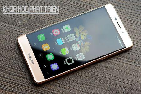 Mo hop smartphone chuyen selfie, gia re cua Coolpad - Anh 17
