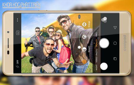 Mo hop smartphone chuyen selfie, gia re cua Coolpad - Anh 18