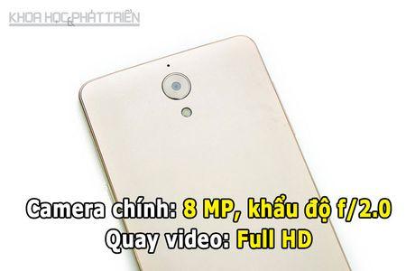 Mo hop smartphone chuyen selfie, gia re cua Coolpad - Anh 5