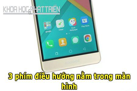 Mo hop smartphone chuyen selfie, gia re cua Coolpad - Anh 7