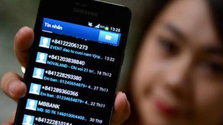 Phat 8 doanh nghiep phat tan tin nhan rac; Huawei kien Samsung lan 2 - Anh 1