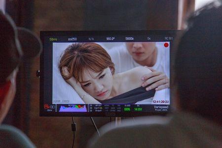 Hari Won cuc goi cam trong MV moi - Anh 4