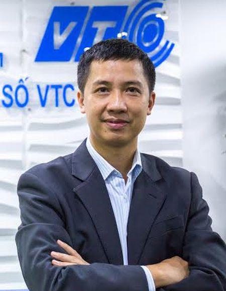 Bo nhiem ong Kim Trung lam quyen Giam doc Dai VTC - Anh 1