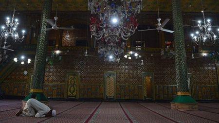 Ket thuc thang Ramadan, 800 nguoi thiet mang - Anh 1