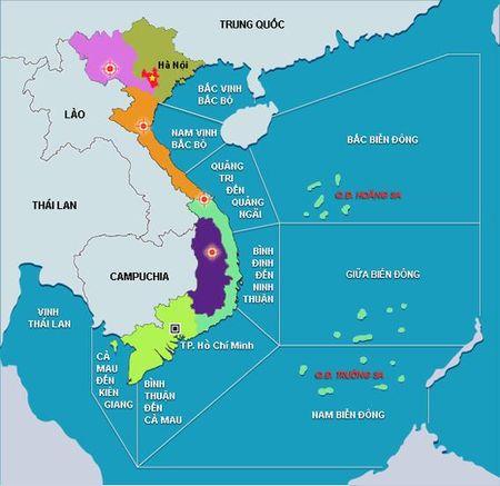 Thoi tiet ngay 9/7: Mien Bac va Bac Trung Bo nang nong - Anh 1