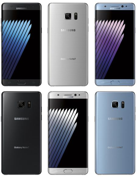 Samsung Galaxy Note 7 chay Android 6.0.1 voi RAM 4GB - Anh 2