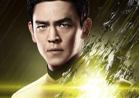 Sulu trong phim 'Star Trek' cong khai dong tinh va ket hon trong tap phim moi - Anh 1