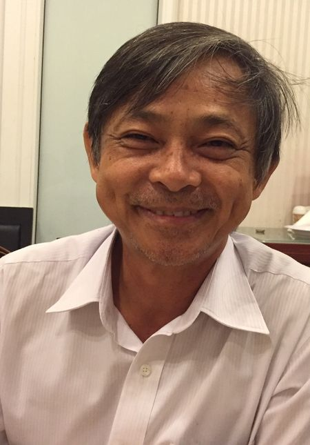 Nha tho - GS Pham Hong Danh: Bong da cung 'hoc tai thi phan' - Anh 1