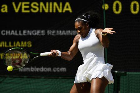 Serena tai dau Kerber o chung ket Wimbledon 2016 - Anh 1