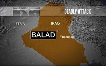 Lai xay ra danh bom o Iraq lam 26 nguoi thiet mang - Anh 1