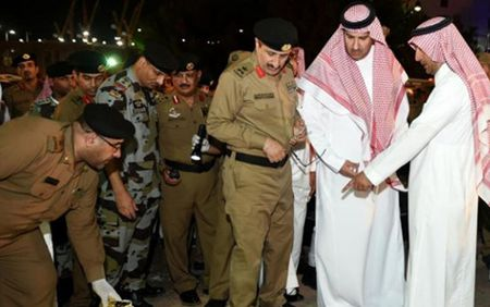 Saudi Arabia xac dinh danh tinh cac nghi can vu tan cong lien hoan - Anh 1