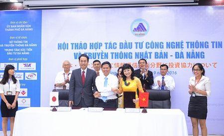 Da Nang keu goi dau tu Nhat Ban vao CNTT - Anh 1