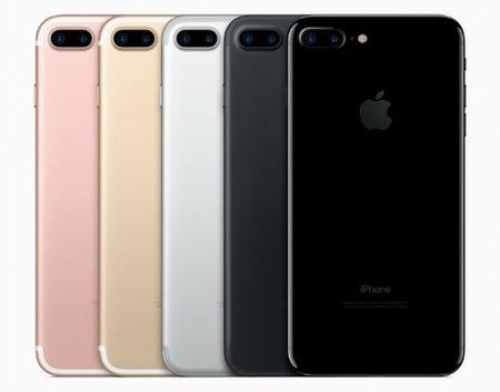 Kham pha iPhone 7 Plus: Camera kep, chong nuoc, gia tot - Anh 2