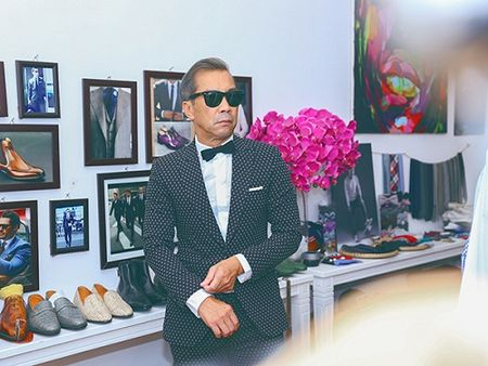 Fashionisto U70 sanh dieu bat chap tuoi tac - Anh 1