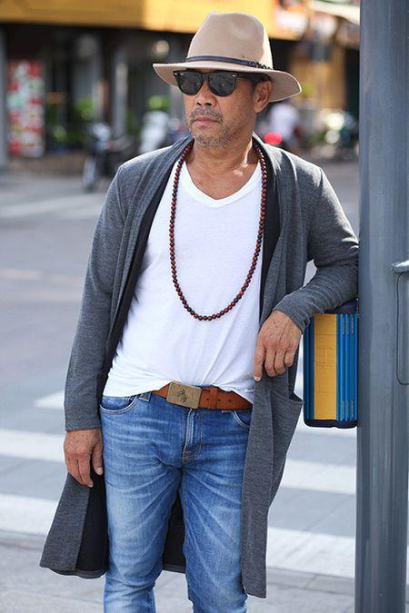 Fashionisto U70 sanh dieu bat chap tuoi tac - Anh 3