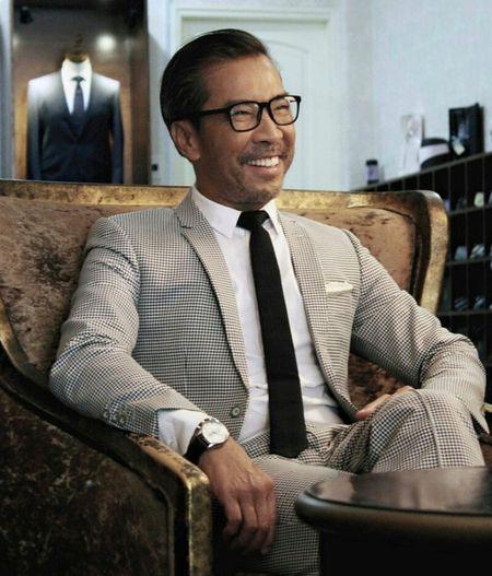 Fashionisto U70 sanh dieu bat chap tuoi tac - Anh 5