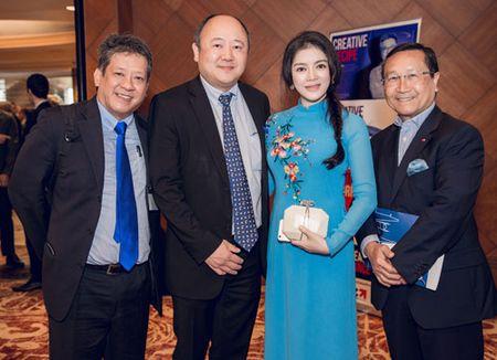 Ly Nha Ky dep nen na gap Tong thong Phap - Anh 3