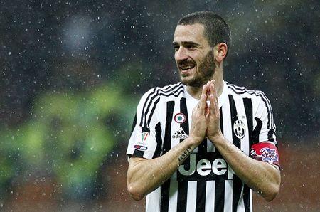 Juventus dung luong khung troi chan Bonucci - Anh 1