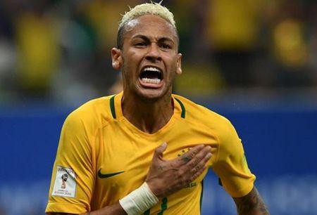 Neymar san sang chien dau cho Barca - Anh 1