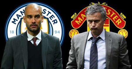 Pep Guardiola vs Jose Mourinho: Mang suc nong El Classico sang Derby Manchester - Anh 2