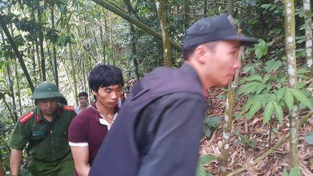 Can canh khu vuc nghi pham tham sat o Lao Cai lan tron - Anh 10